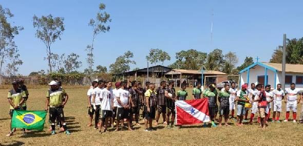 12ª edição da Copa Futebol do Interior em Itaituba é destaque no Globo Esporte