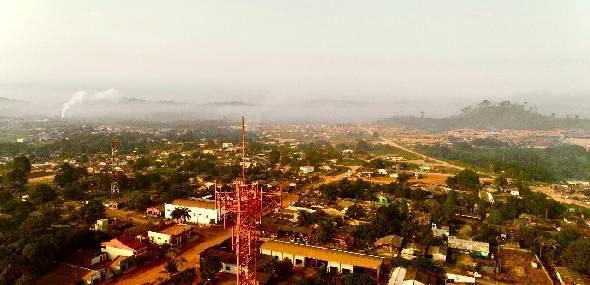 A presença da concessão florestal transformou o distrito de Moraes Almeida num lugar de oportunidades