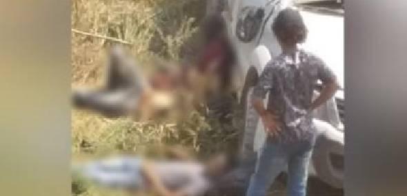 Acidente deixa uma pessoa morta e outras duas feridas em região garimpeira em Itaituba