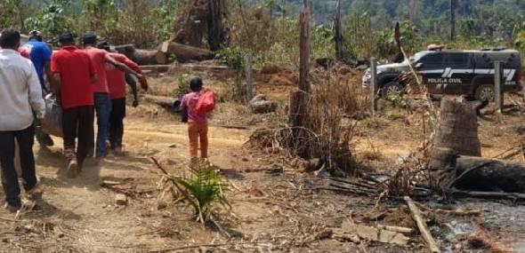 Agricultor é assassinado na Comunidade de Divinópolis km 70, Rurópolis –PA