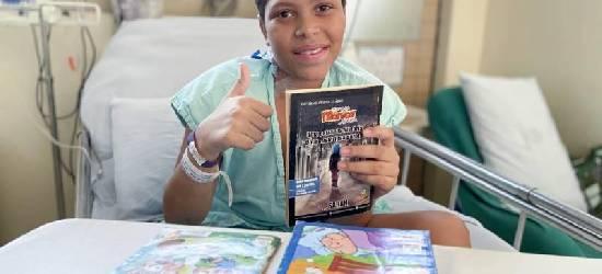Após nove dias entubado, menino de 11 anos vence a Covid-19 no Hospital da Transamazônica