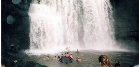 Cachoeira do Grim vira ponto turístico estratégico em Rurópolis (PA)