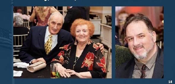Casal morre vítima de Covid no mesmo dia. Filho morreu 2 dias antes