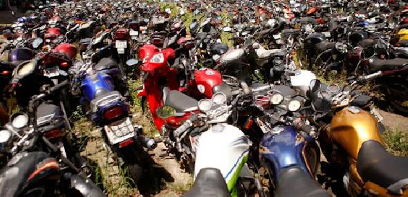 Detran promove leilão virtual para venda de 771 veículos em Itaituba e mais quatro cidades