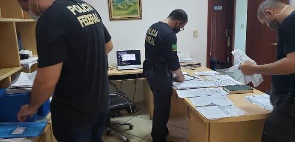 Empresários e advogados são alvos de operação que investiga fraudes na desapropriação de terras em RO