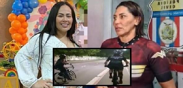Esposa do vice-governador do Amazonas e candidata brigam na rua e vídeo viraliza