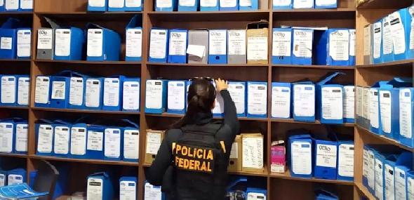 Esquema de 'esquentamento' de ouro é alvo de operação da PF em Itaituba e Santarém