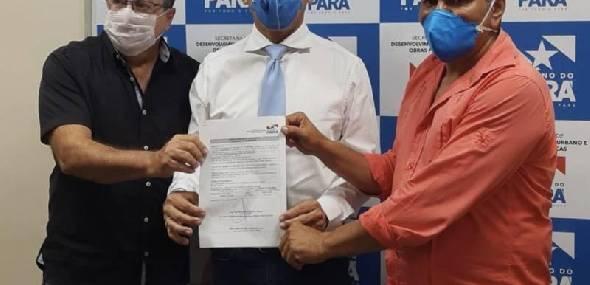 Governo expande programa Asfalto Por Todo o Pará pelo interior do Estado