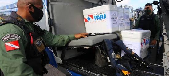 Graesp inicia nova etapa de distribuição das vacinas pelo interior do Pará