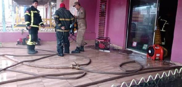 Homem incendeia casa da ex-mulher e é preso em Santarém