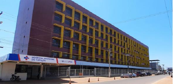 Hospital Regional de Itaituba deve fechar as portas no próximo dia 14 de outubro, aponta vereador