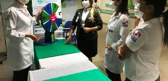 Hospital Regional do Sudeste reforça importância da saúde e da segurança no trabalho em tempos de pandemia