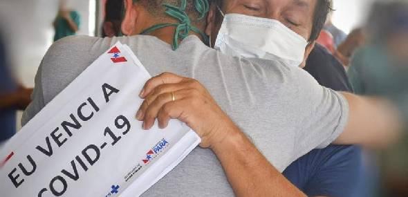 Hospital Regional do Tapajós, em Itaituba, registra em dois dias 19 altas médicas