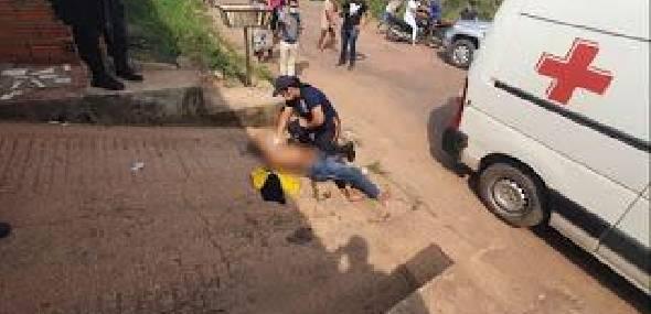 Idoso é encontrado morto em calçada de residência no bairro Bela Vista, em Itaituba