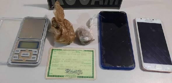 Itaituba: Homem esconde drogas em tijolos na casa da sua própria mãe