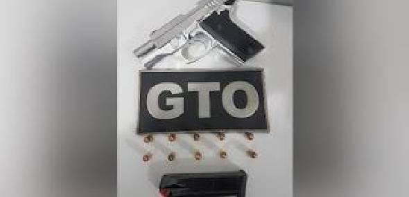 Itaituba: Polícia detém 18 pessoas e apreende arma de fogo em cassino clandestino