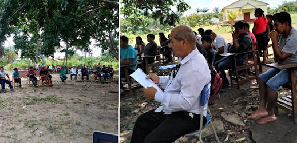 Jacareacanga: Indígenas do Alto Tapajós criaram a cooperativa Indígena Munduruku