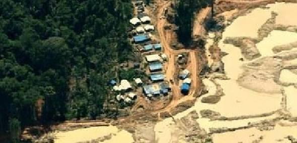 Justiça bloqueia R$ 268 milhões de investigados por garimpo ilegal no Pará