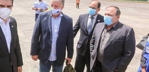 Ministro Eduardo Pazuello e Governador Helder Barbalho desembarca em Santarém nesta quinta-feira