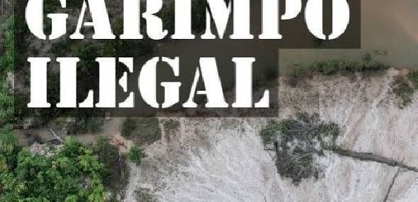 MPF recorre a Tribunal para obrigar combate urgente a garimpos ilegais em terras indígenas do sudoeste do PA