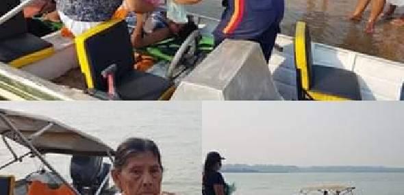 Mulher dá a luz dentro de voadeira, em Itaituba