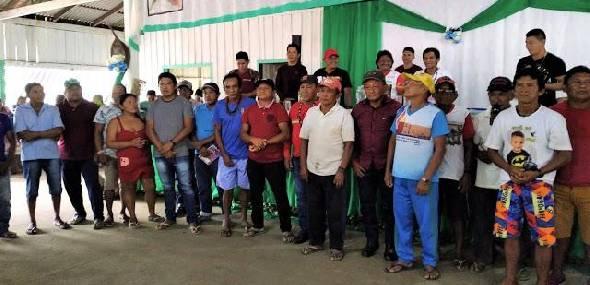 Mundurukus do Alto Tapajós estão realizando assembleia geral ordinária na aldeia Karapanatuba