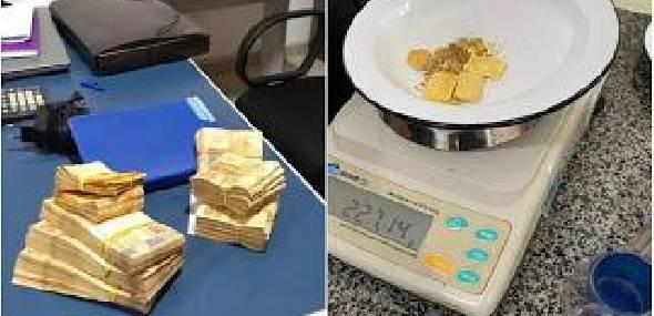 Operação da PF cumpre mandado de busca e apreensão em compra de ouro de Itaituba