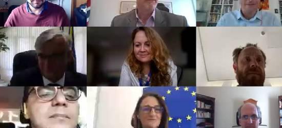 Pará apresenta plataforma SeloVerde para embaixadores da União Europeia