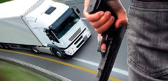 Polícia Federal em parceria com a Polícia Civil no oeste paraense, investigam roubos de carga na região