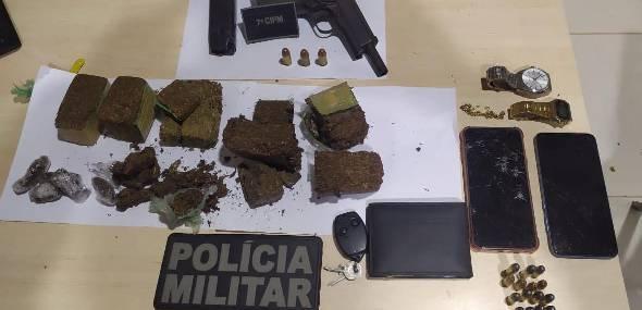 Polícias Civil e Militar são recebidas a tiros por acusados de assalto em Novo Progresso