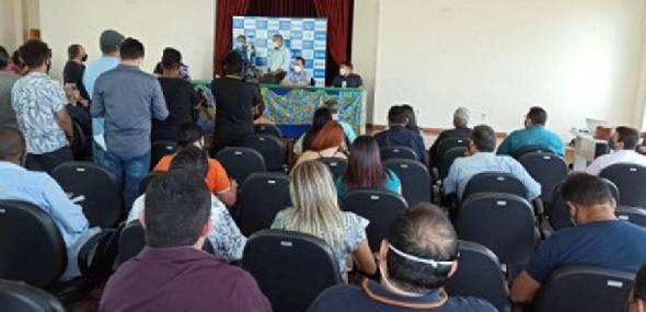 Prefeito de Santarém, Nélio Aguiar anuncia secretariado. Confira os nomes