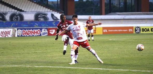 Remo e Vila Nova ficam no empate no Mangueirão, com Leão terminando a rodada no G4