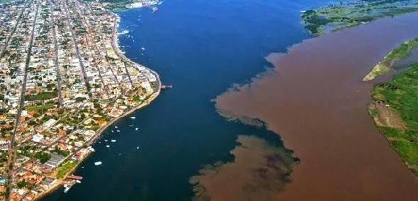 Rio Tapajós está a 12cm para atingir nível de alerta, aponta Defesa Civil