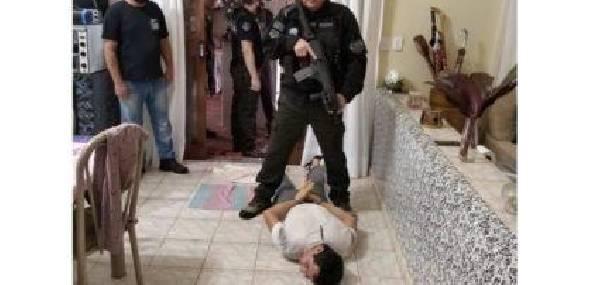 SP: Homem que está na lista dos mais procurados do Brasil é preso