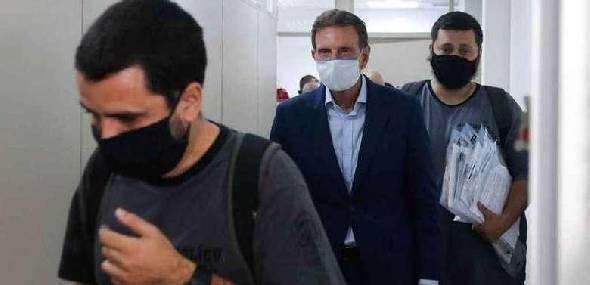 STJ concede prisão domiciliar com tornozeleira para Crivella