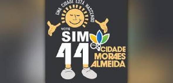 Uma cidade está nascendo: 'Sim' pela emancipação de Moraes Almeida vem ganhando força