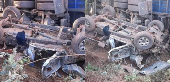 Uma pessoa morre e outra fica gravemente ferida em acidente na Rodovia Transamazônica, em Rurópolis